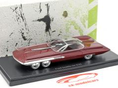 Ford Seattle-ite XXI year 1962 dark red 1:43 AutoCult