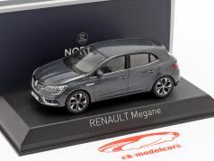 Renault Megane Bouwjaar 2016 titanium grijs 1:43 Norev