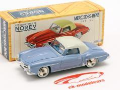 Mercedes-Benz 190 SL Baujahr 1956 graublau 1:43 Norev