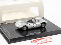 Porsche 906/8 Känguruh #2 胜利者 Hill climb Rossfeld 1965 Gerhard Mitter 1:43 norev