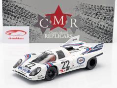 Porsche 917K #22 胜利者 24h LeMans 1971 Marko, van Lennep 1:18 CMR