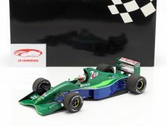 Andrea de Cesaris Jordan 191 #33 4e Canadees GP F1 1991 1:18 Minichamps