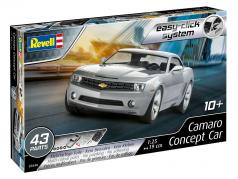 Chevrolet Camaro Concept Car 2006 silver grey kit 1:25 Revell