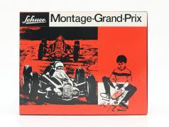 Studio I Grand Prix Mercedes-Benz sølv pil #7 byggeri kit Schuco