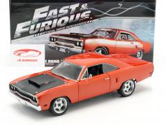 Plymouth Road Runner Fast & Furious 7 2015 kupfer 1:18 GMP