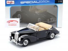 Mercedes-Benz 300S Year 1955 black 1:18 Maisto