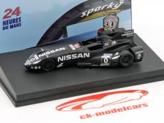 Deltawing Nissan #0 24h LeMans 2012 Franchitti, Krumm, Motoyama 1:64 Spark / 2. Wahl