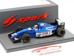 Michael Schumacher Ligier JS39B prueba Estoril fórmula 1 1994 1:43 Spark / 2. elección