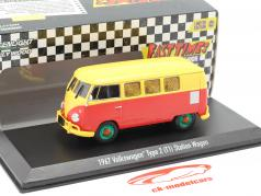 Volkswagen VW Typ 2 (T1) 1967 Fast Times at Ridgemont High (1982) grøn fælge 1:43 Greenlight