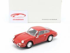 Porsche 911 año de construcción 1964 rojo 1:24 Welly