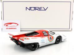 Porsche 917K #4 Casini, Adamowicz 9h Kyalami 1971 David Piper Racing 1:18 Norev / 2. choice