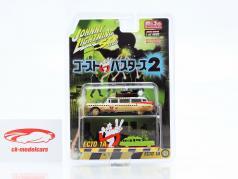 Cadillac Eldorado Ecto 1A 1959 Dirty Version Movie Ghostbusters II (1989) 1:64 JohnnyLightning