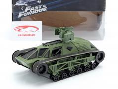Ripsaw armadura Fast and Furious 8 verde 1:24 Jada Toys