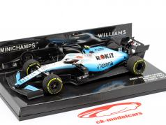 Robert Kubica Williams FW42 #88 formula 1 2019 1:43 Minichamps
