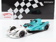 Tom Dillmann NIO Sport 004 #8 fórmula E temporada 5 2018/19 1:18 Minichamps