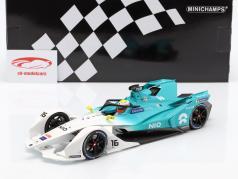Oliver Turvey NIO Sport 004 #16 formula E stagione 5 2018/19 1:18 Minichamps