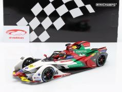 Daniel Abt Audi e-tron FE05 #66 fórmula E temporada 5 2018/19 1:18 Minichamps