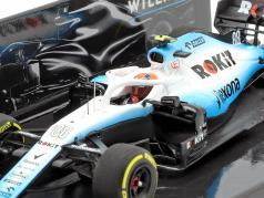Robert Kubica Williams FW42 #88 fórmula 1 2019 1:43 Minichamps