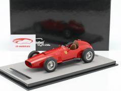 Ferrari 801 F1 1957 tryk Version rød 1:18 Tecnomodel