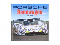 livre: Porsche course voitures depuis 1975 / par Brian Long