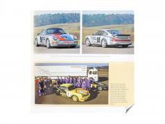 书: Porsche 种族 汽车 因为 1975 / 由 Brian Long