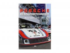 bog: Porsche Racing Historie - Motorsport siden 1951 / af Michael Behrndt