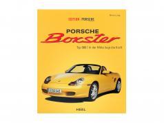 libro: Porsche Boxster tipo 986 - In der Mitte liegt die Kraft / por Brian Long