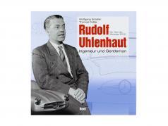 boek: Rudolf Uhlenhaut - ingenieur en gentleman / door W. Scheller & T. Pollak