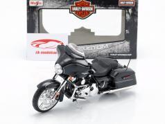 Harley Davidson Street Glide Special año de construcción 2015 negro 1:12 Maisto