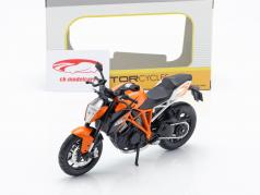 KTM 1290 Super Duke R orange / blanc / noir 1:12 Maisto