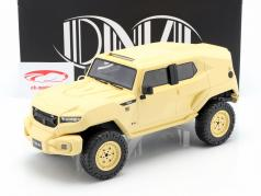 Rezvani Tank Military Edition 2018 sandbeige 1:18 DNA Collectibles