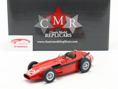 J. M. Fangio Maserati 250F #32 победитель Monaco GP чемпион мира F1 1957 1:18 CMR