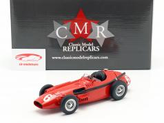 Jean Behra Maserati 250F #6 2nd Argentinien GP Formel 1 1957 1:18 CMR