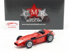 Jean Behra Maserati 250F #6 segundo argentina GP fórmula 1 1957 1:18 CMR