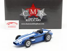 Masten Gregory Maserati 250F #26 4ª italiano GP fórmula 1 1957 1:18 CMR