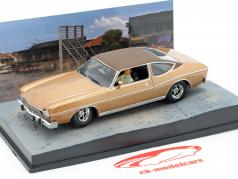 AMC Matador Coupe de voiture James Bond, L'Homme au pistolet d'or Ixo 1:43