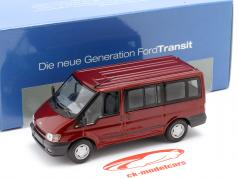 Ford Transit Tourneo Kombi Bj. 2001 vinho tinto 1:43 Minichamps