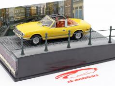 Triumph Stag Diamonds voitures de James Bond films sont éternels jaune Ixo 1:43
