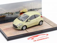 Ford Ka película de James Bond Quantum of Solace coches Ixo oro 1:43