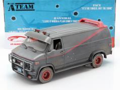 B.A.'s GMC Vandura Dirty Version 1983 TV series The A-Team (1983-87) 1:18 Greenlight