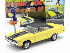 Plymouth Road Runner 1970 mit Road Runner Figur 1:18 GMP