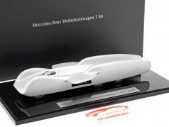 Mercedes-Benz monde record voiture T 80 année de construction 1939 argent 1:43 Autocraft