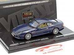 Aston Martin DB7 Vantage Année 1992 mendip bleu 1:43 Vitesse
