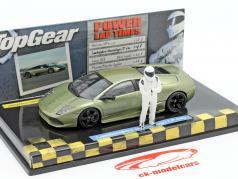 Lamborghini Murcielago LP640 grün TopGear TV Series 1:43 Minichamps