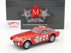 Ferrari 340 Berlinetta Mexico #20 3 ° Carrera Panamericana 1952 Chinetti, Lucas 1:18 CMR