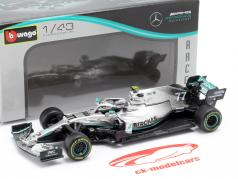 Valtteri Bottas Mercedes-AMG F1 W10 EQ Power  #77 Formel 1 2019 1:43 Bburago