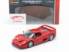 Ferrari F50 赤 1:24 Bburago