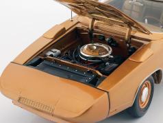 Dodge Charger Daytona Год постройки 1969 бронза металлический 1:18 Autoworld