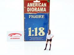 Partygoer La figure #7 1:18 American Diorama