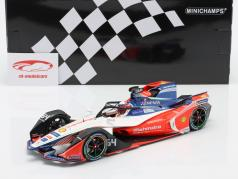 J. D'Ambrosio #64 Mahindra Racing Formel E Saison 5 2018 /19 1:18 Minichamps